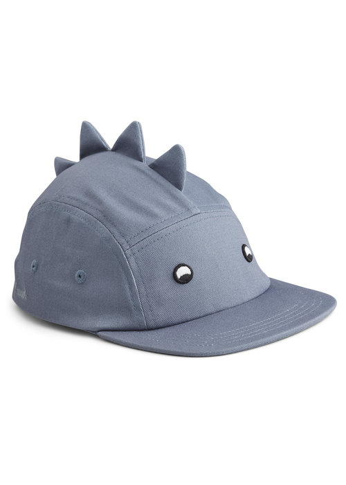 Liewood Liewood Rory Cap Dino Blue Wave