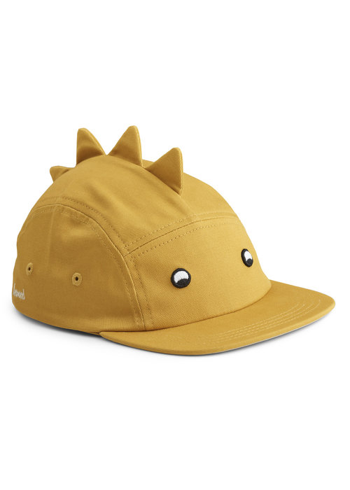 Liewood Liewood Rory Cap Dino Mellow Yellow