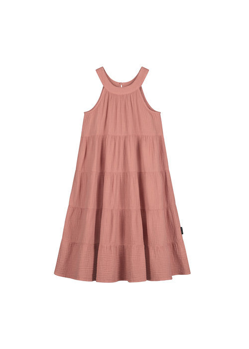 Daily Brat Daily Brat Dolly Dress Rose Dawn