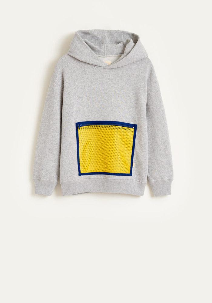 Bellerose Sweatshirt Feazy H. Grey
