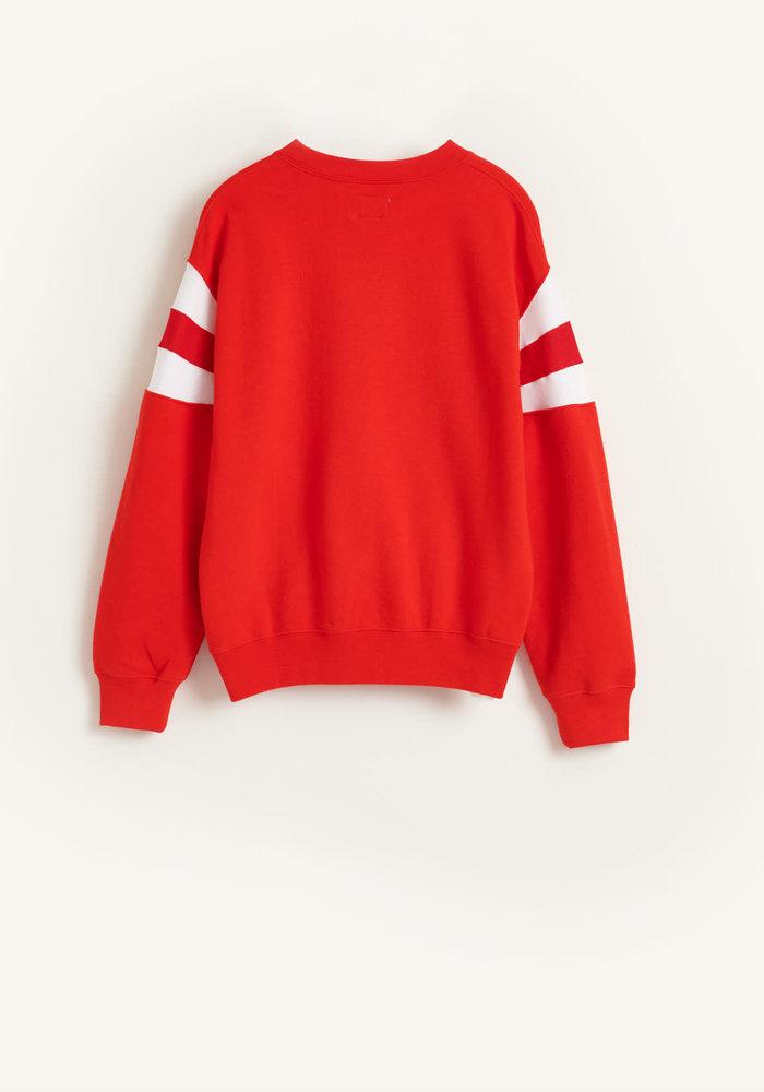 Bellerose Sweatshirt Fagal Lipstick