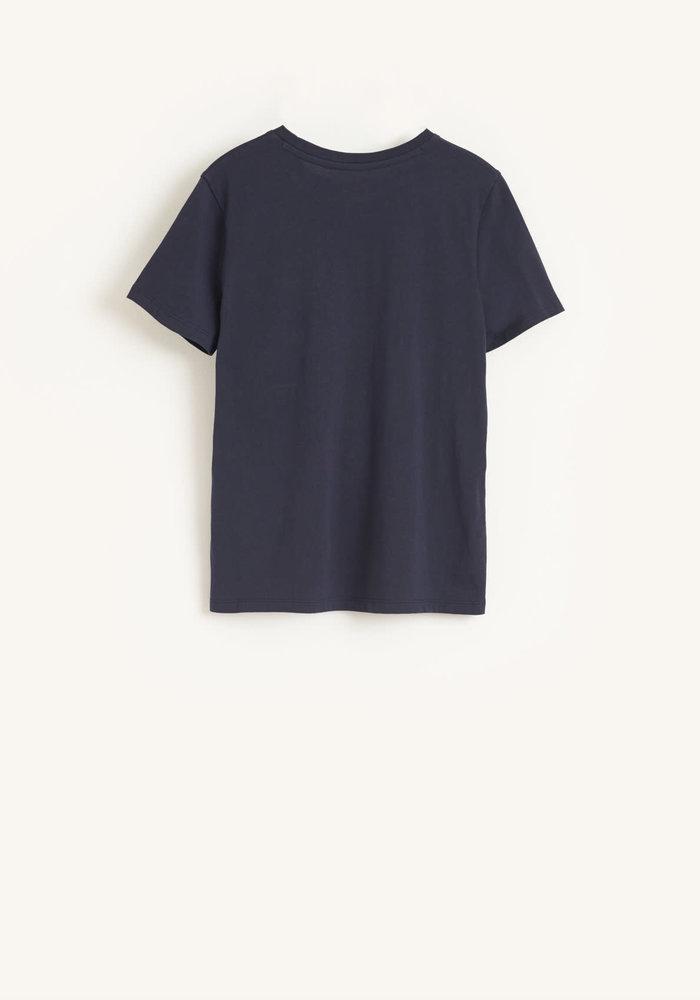 Bellerose T-Shirt Kenny Navy