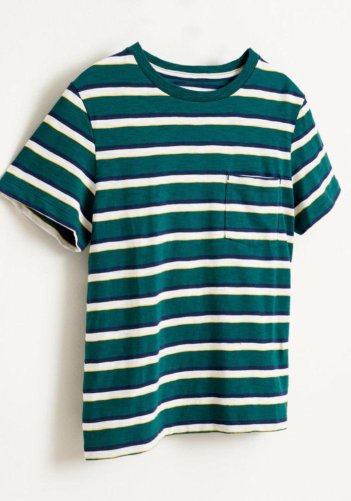 Bellerose T-Shirt Aldo Stripe A