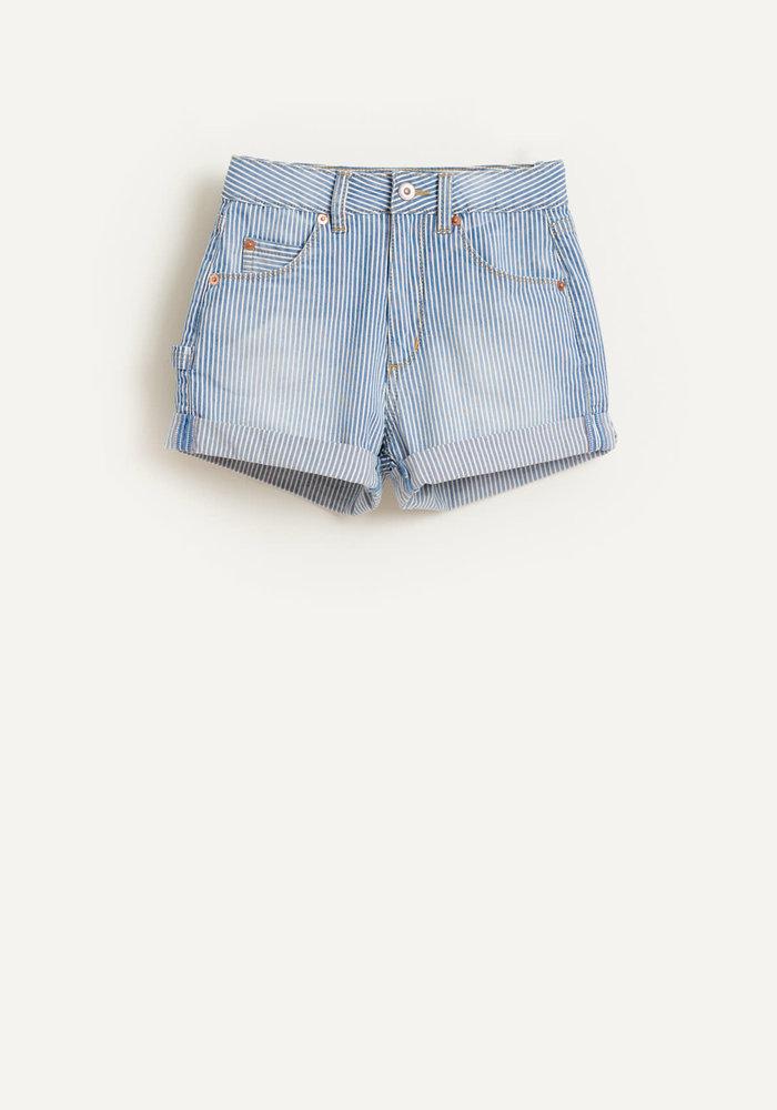 Bellerose Girls Shorts Petite Medium Bleached