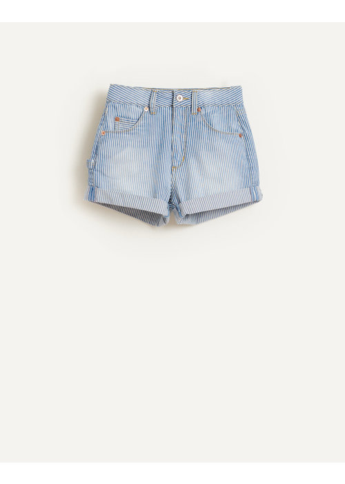 Bellerose Bellerose Girls Shorts Petite Medium Bleached