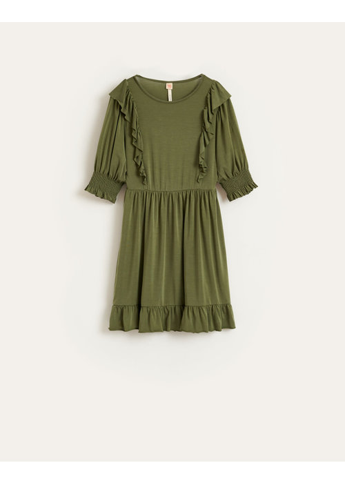 Bellerose Bellerose Girls Dress Miu Army