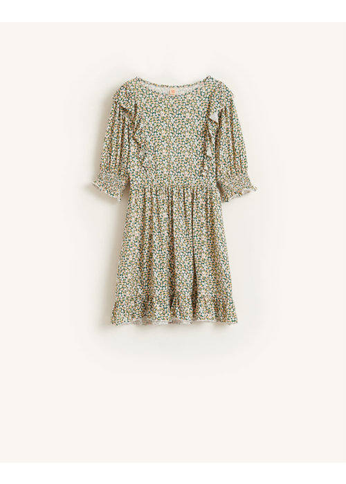 Bellerose Bellerose Girls Dress Miu Combo