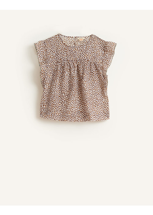 Bellerose Bellerose Girls Blouse Palm Display
