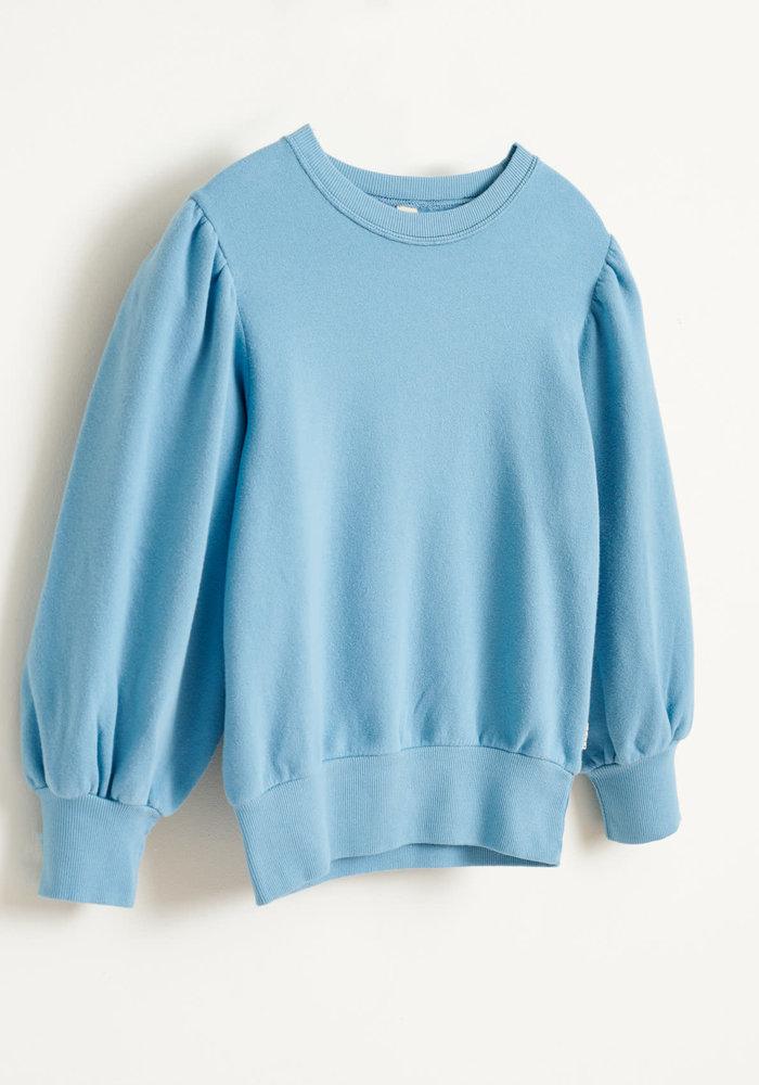 Bellerose Girls Sweatshirt Vaniz Blue Eyes