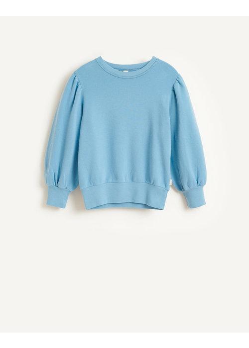 Bellerose Bellerose Girls Sweatshirt Vaniz Blue Eyes