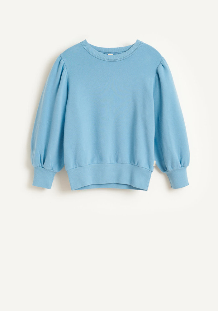 Bellerose Girls Sweatshirt Vaniz Blue Eyes