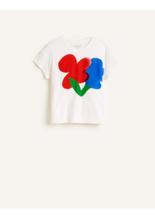 Bellerose Bellerose Girls T-Shirt Ayoa Vintage White
