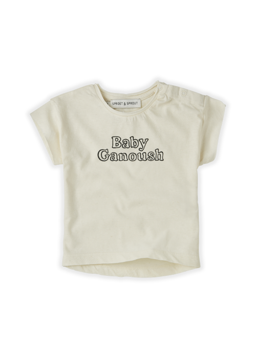 Sproet & Sprout Sproet & Sprout T-shirt Baba Ganoush
