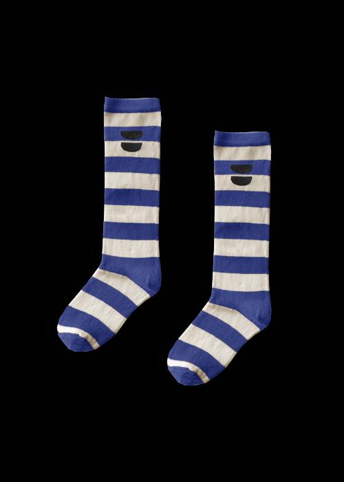 Sproet & Sprout Sproet & Sprout High Socks Cobalt Blue