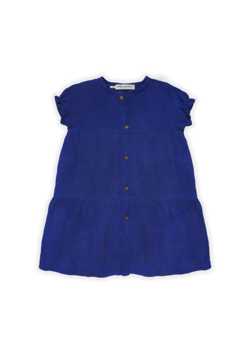 Sproet & Sprout Sproet & Sprout Dress Cobalt Blue
