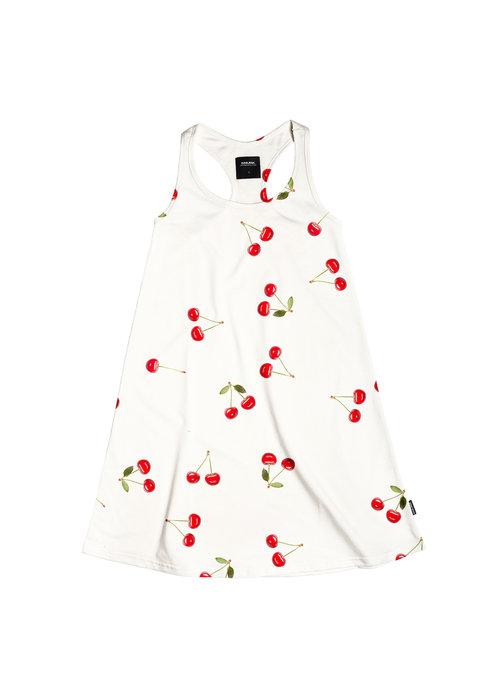 SNURK Snurk Cherries Tank Dress Kids