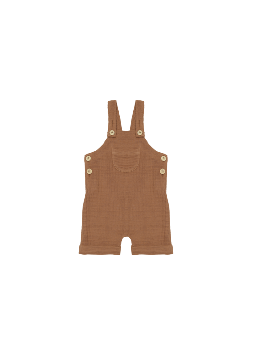 House of Jamie House of Jamie Relaxed Dungaree Burnt Ginger