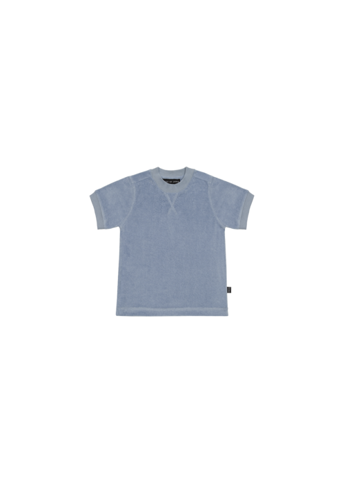 House of Jamie House of Jamie Crewneck Tee Faded Denim