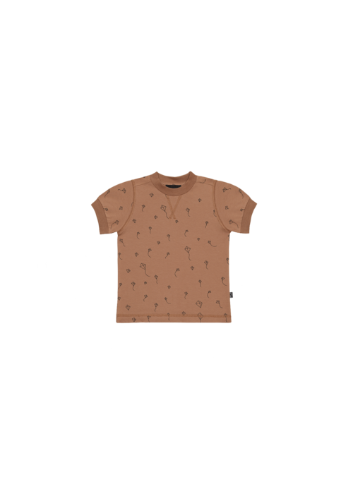 House of Jamie House of Jamie Crewneck Tee Burnt Ginger Kites