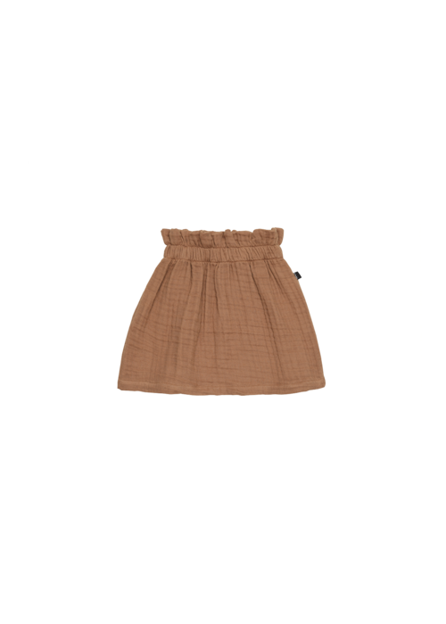 House of Jamie House of Jamie Summer Paperbag Skirt Burnt Ginger