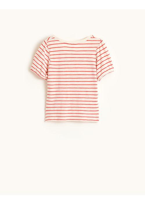 Bellerose Bellerose Girls T-Shirt Amal Stripe