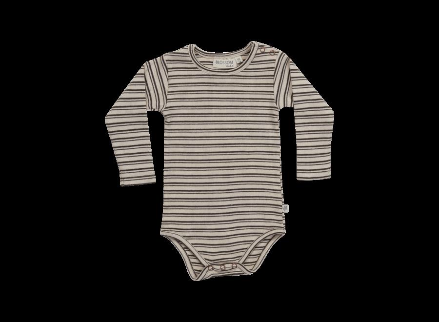 Blossom Kids Body Long Sleeve Stripes
