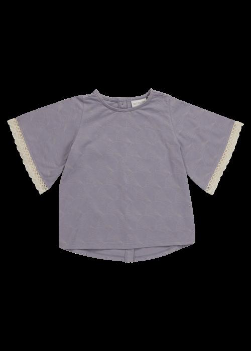 Blossom Kids Blossom Kids Tunic short sleeves Shelves Lavender
