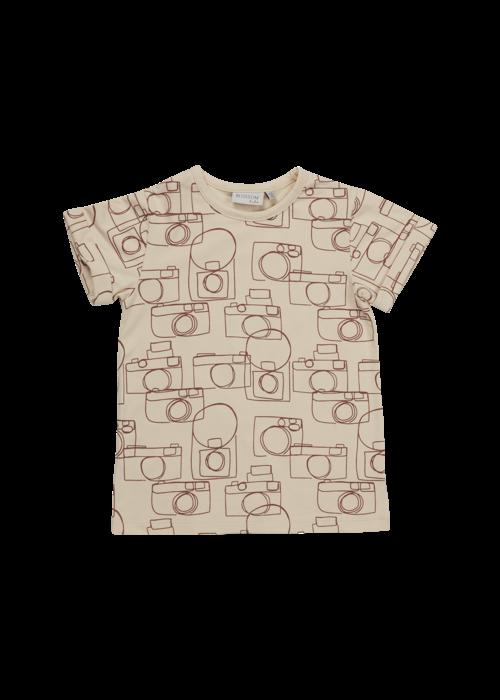 Blossom Kids Blossom Kids T-Shirt Camera Chaos Soft Sand