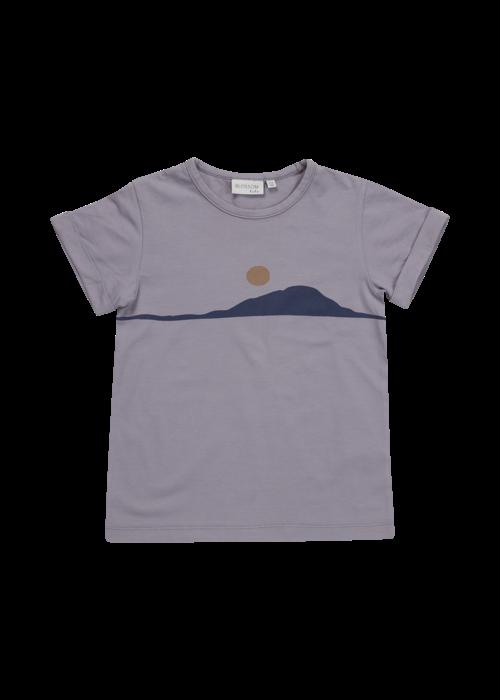 Blossom Kids Blossom Kids T-Shirt Sunset Lilac Grey