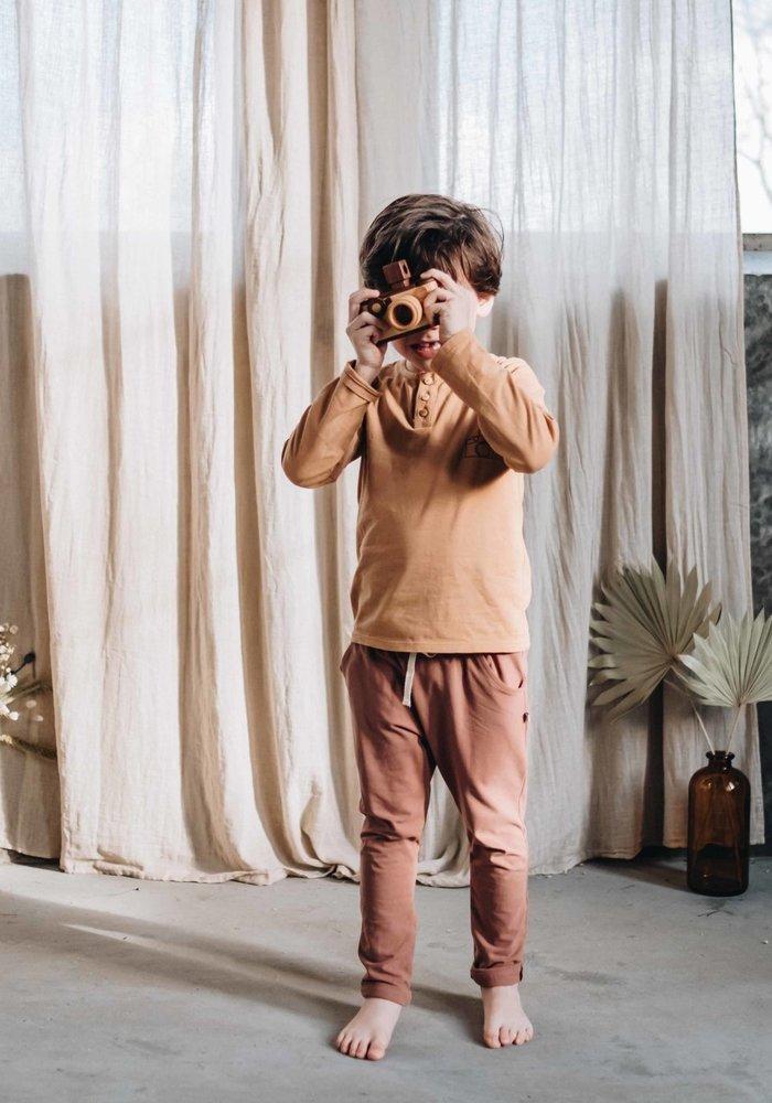 Blossom Kids Long Sleeve shirt Camera