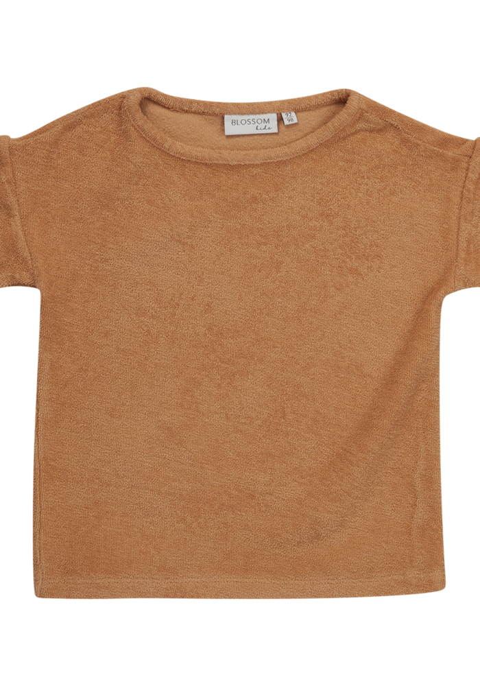 Blossom Kids Terry Shirt Honey