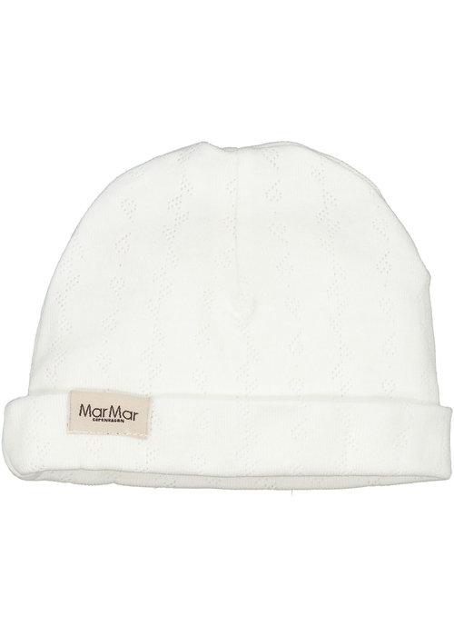 MarMar MarMar Aiko Modal Pointelle Hat Cloud