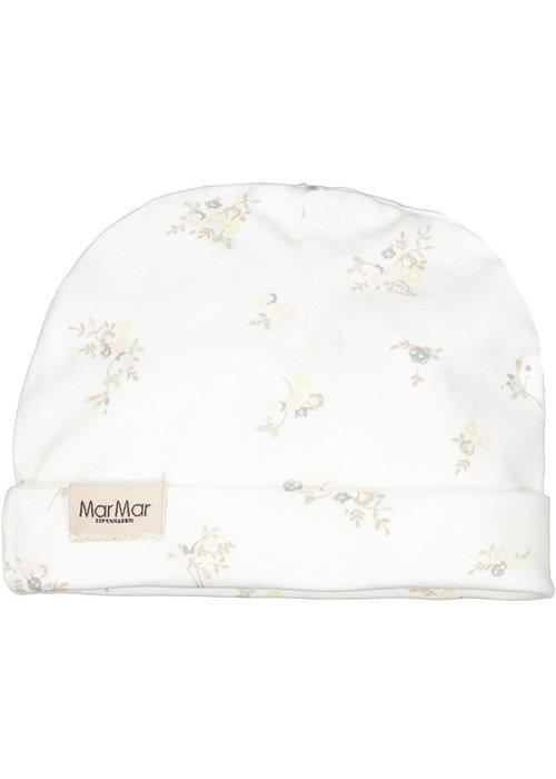 MarMar MarMar Aiko Modal Smooth Print Hat Rose Bouquet