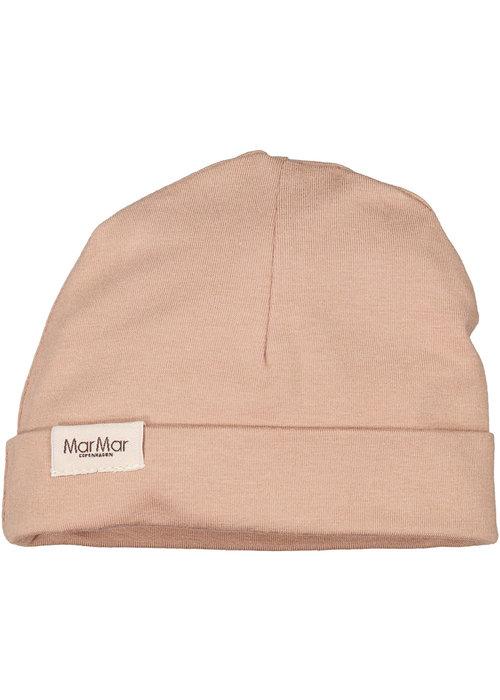 MarMar MarMar Aiko Modal Smooth Solid Hat Rose Sand