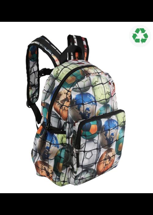 Molo Molo Big Backpack Footballs