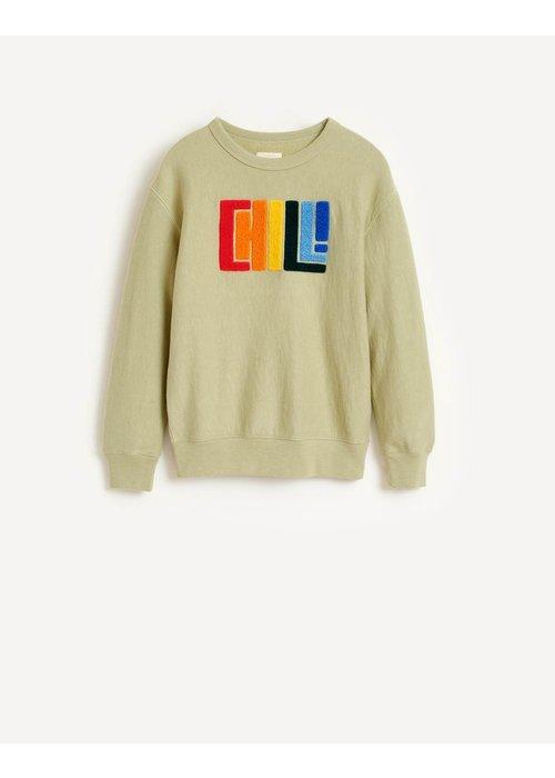 Bellerose Bellerose Sweatshirt Fago Cardamon