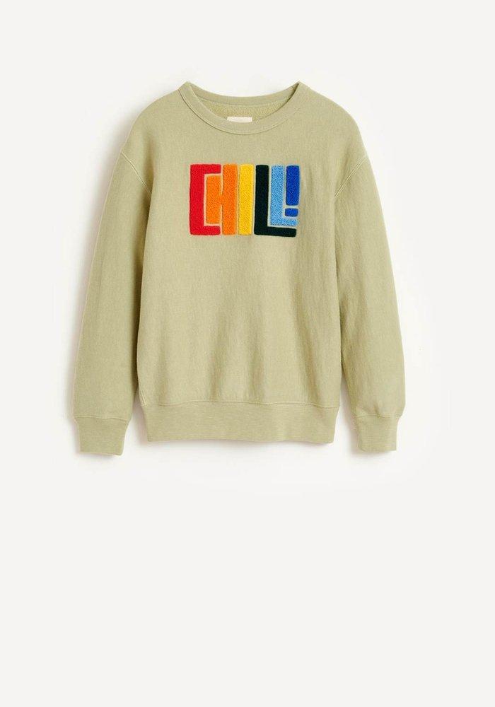 Bellerose Sweatshirt Fago Cardamon