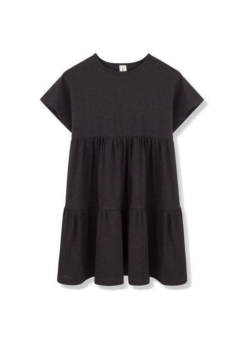 Kids on the Moon Kids on the Moon Noir Cascade Dress