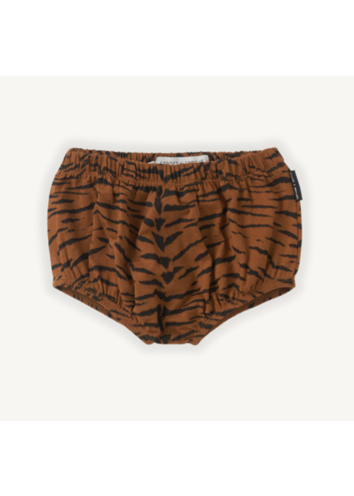 Sproet & Sprout Sproet & Sprout Bloomer Print Tiger Caramel