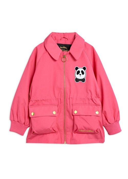 Mini Rodini Mini Rodini Panda Jacket Pink