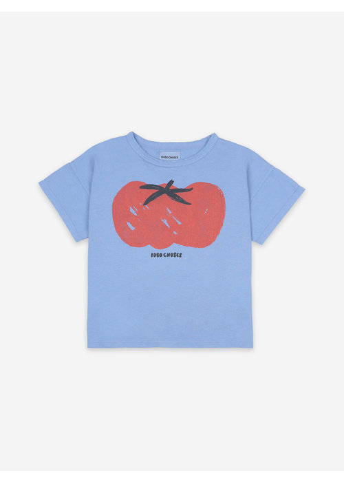 Bobo Choses Bobo Choses Tomato Short Sleeve T-shirt