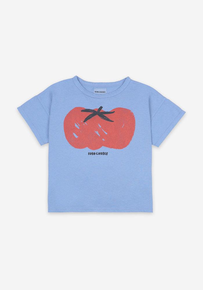 Bobo Choses Tomato Short Sleeve T-shirt