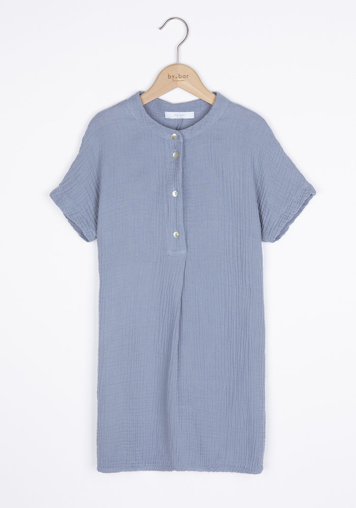 BY-BAR Otty Dress Foggy Blue