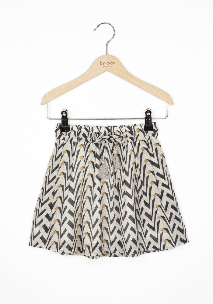 BY-BAR Palino Skirt Coconut Egg Shell