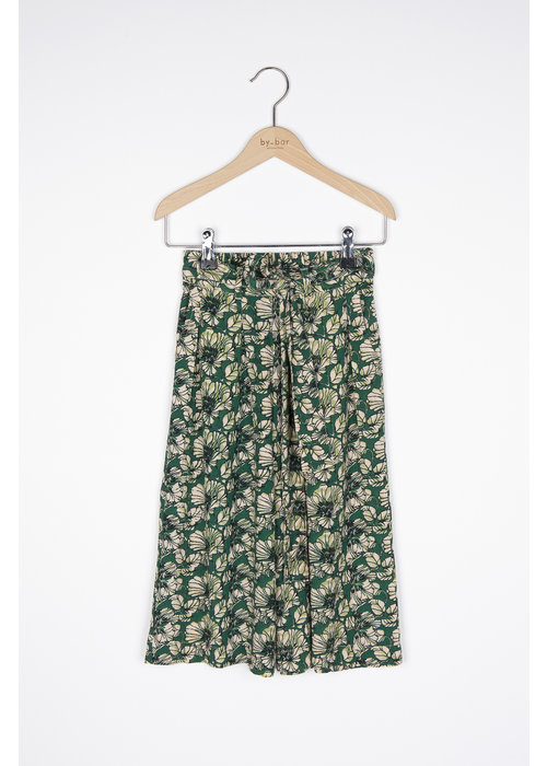 BY-BAR BY-BAR Wanda Pant Tropico Evergreen