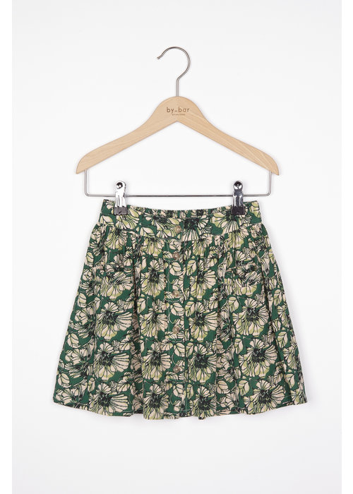 BY-BAR BY-BAR Luna Skirt Tropico Evergreen