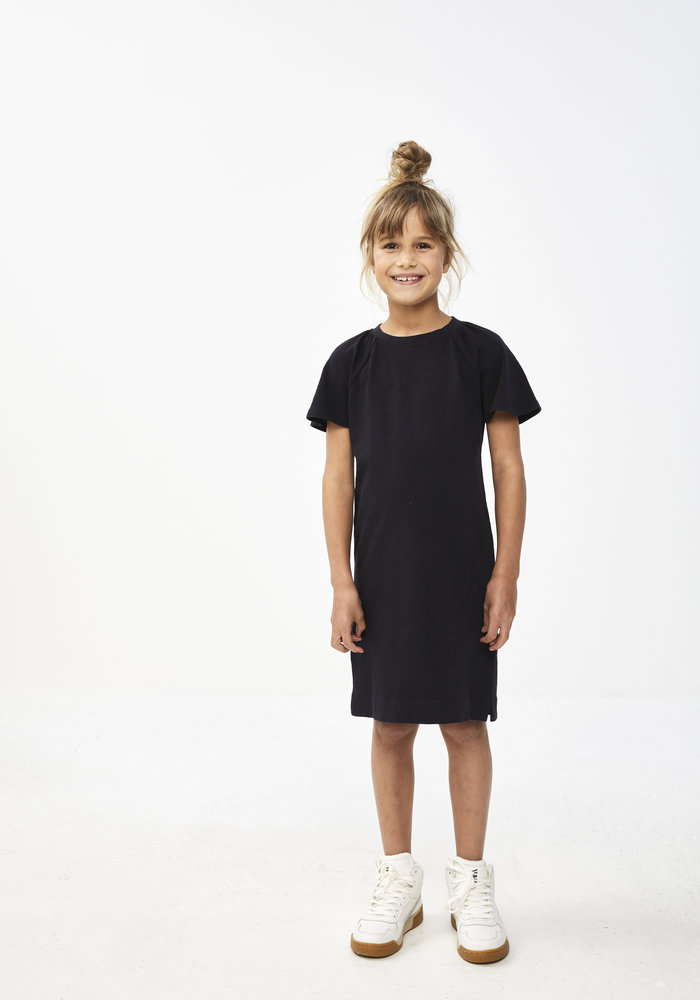 BY-BAR Febe Dress Jet Black