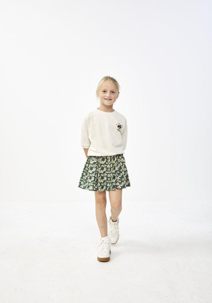 BY-BAR Luna Skirt Tropico Evergreen
