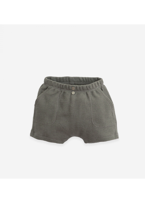 Play Up Play Up Shorts With Texture Cocoon