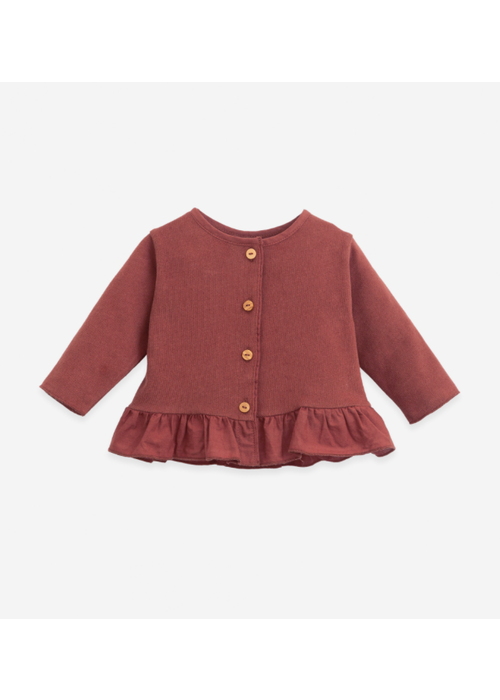 Play Up Play Up Jersey Cardigan Farm
